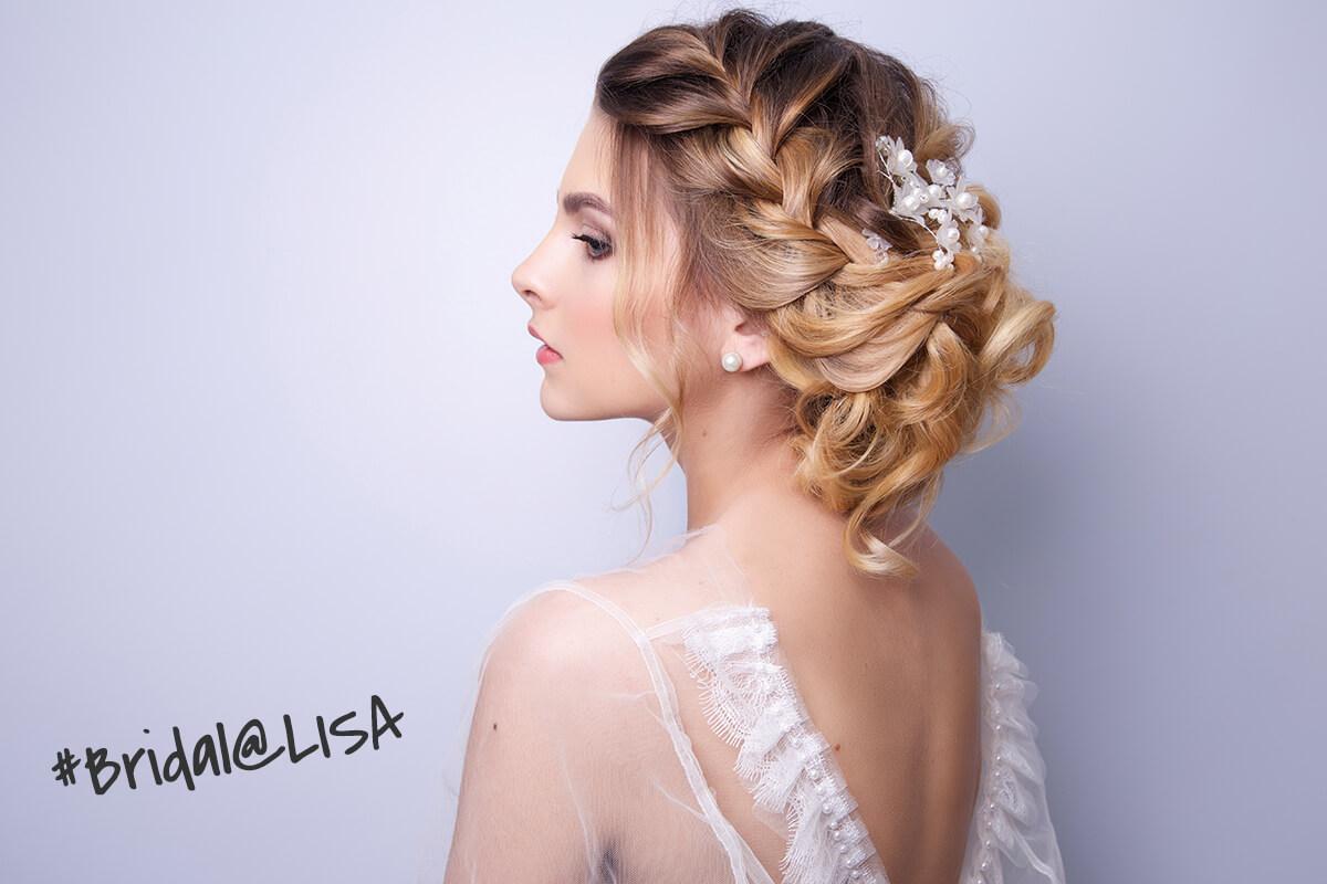 bridal services at lisa shepherd kidderminster | lisa super salon