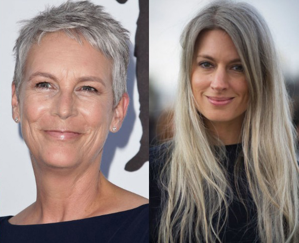 How To Cover Up Grey Hair Naturally